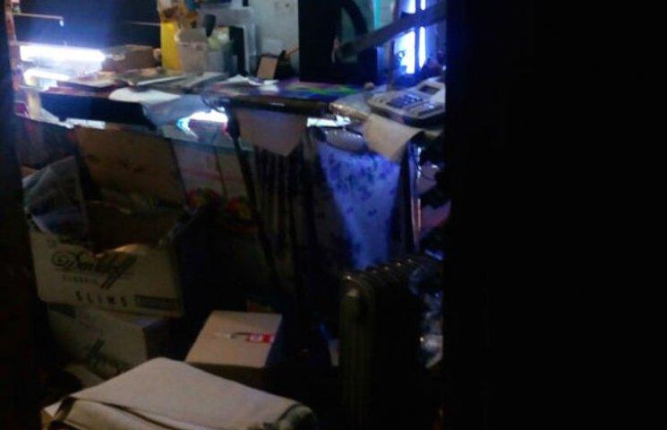 На Полтавщині  на місці злочину затримали крадіїв-гастролерів