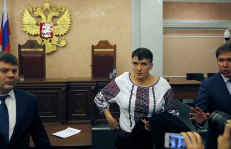 """Чому Савченко заговорила про """"війну з владою Порошенка"""" зовсім не раптом"""