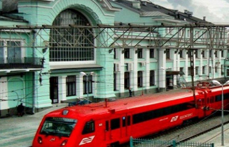 Напередодні Нового року Укрзалізниця додала ще один потяг з Дніпра