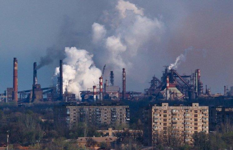 Сотрудников криворожского металлургического гиганта будут судить за выбросы в воздух