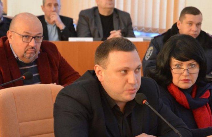 Депутати Кам'янської міськради не хочуть проваджувати електронні закупівлі