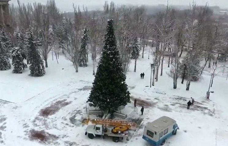 Головна ялинка Миколаєва посіла 18 місце…