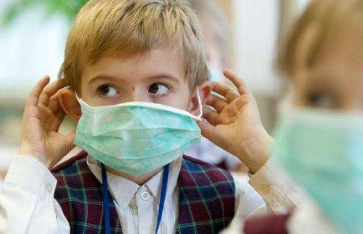Учнів вісімнадцяти шкіл Вінниччини грип відправив на вимушені канікули