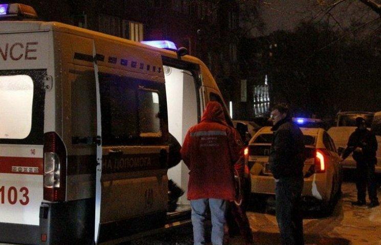 В центре Днипра водитель сбил девочку и пытался скрыться: Его остановили прохожие
