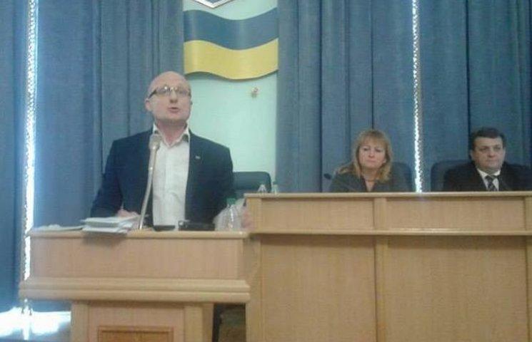 """Мэр Немирова обвинил действующую власть в """"черном пиаре"""" и применении админресурса"""