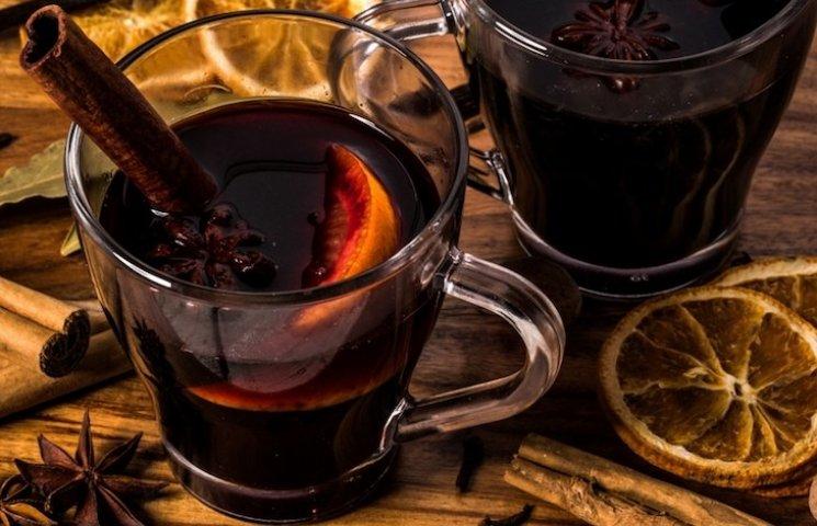 Топ-5 напитков, которые согреют зимой