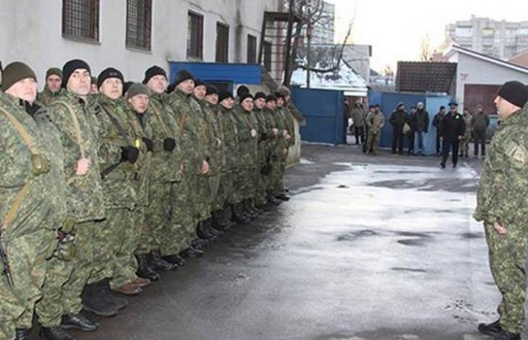 """Бійці батальйону """"Вінниця"""" вирушили в зону АТО"""