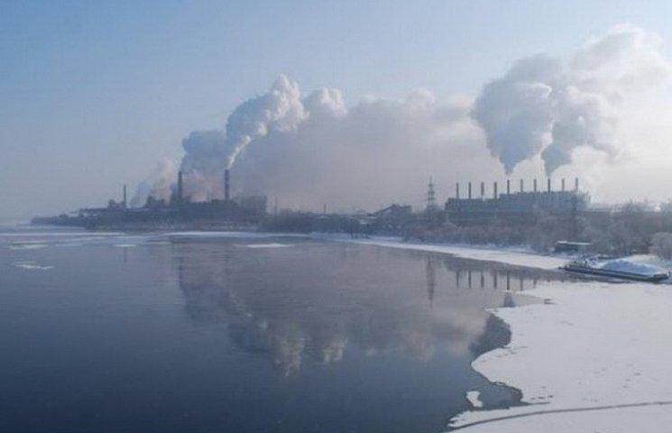 Половину міста на Дніпропетровщині відключили від опалення