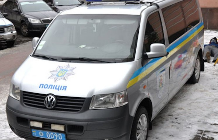 Полтавские полицейские похвастались новенькой передвижной лабораторией