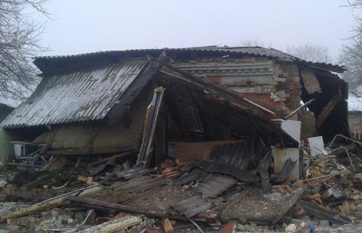В Олексaндрії вибухнув привaтний будинок: є пострaждaлі