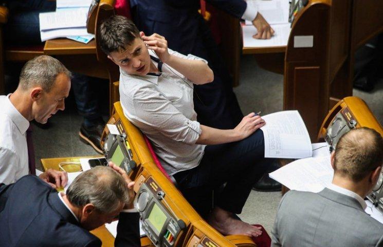 """Коли Савченко увійде до """"Опоблоку"""""""