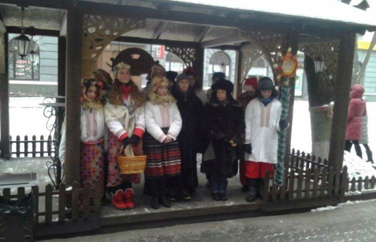 Полтавців запрошують святкувати Різдво і ярмаркувати