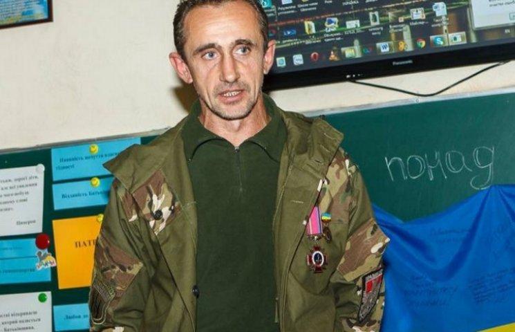 На Світлодарській дузі загинув боєць з Дніпра