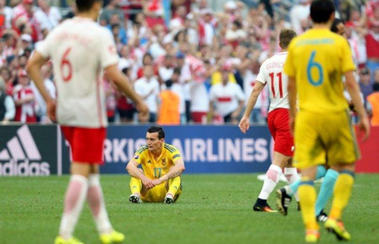 Виступ збірної України на Євро-2016 вваж…