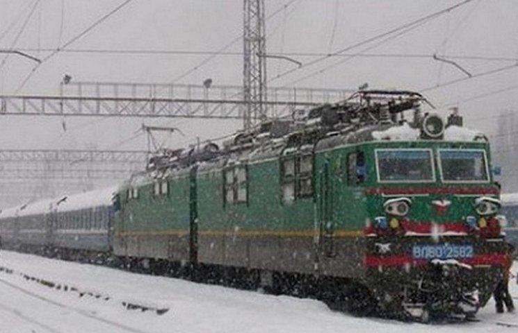 Через Вінниччину перед Новим роком їхатиме ще один додатковий поїзд