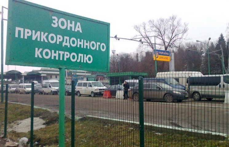 На границе с Польшей произошла странная…