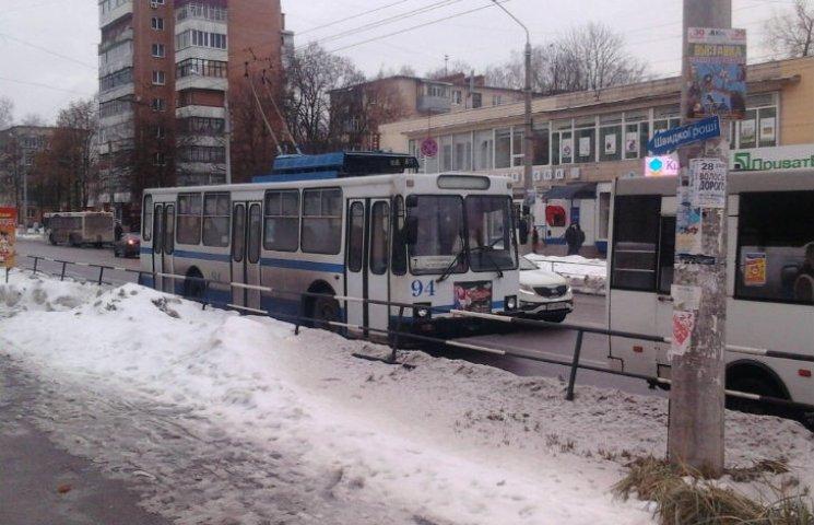 У Полтаві в новорічну ніч міський транспорт буде працювати до ранку