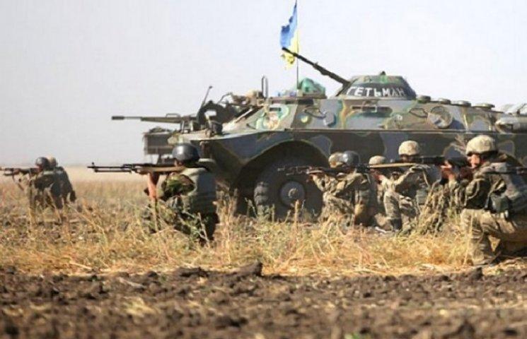 Війна на Донбасі. Чого досягли ЗСУ в 2016 році (КАРТА, ФОТО, ВІДЕО)