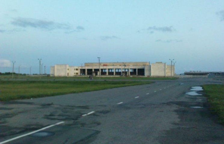 """Через аеропорт """"Суми"""" ввозитимуть вантажі з-за кордону"""