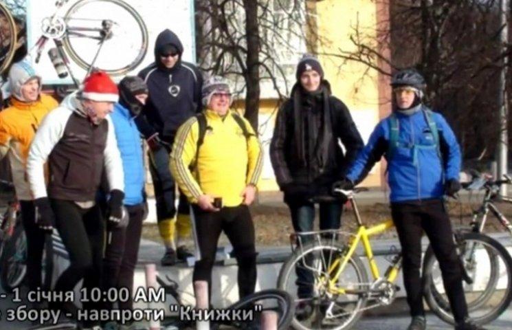"""Винницкие """"Ночные велоролеры"""" 1 января проведут забег трезвости"""