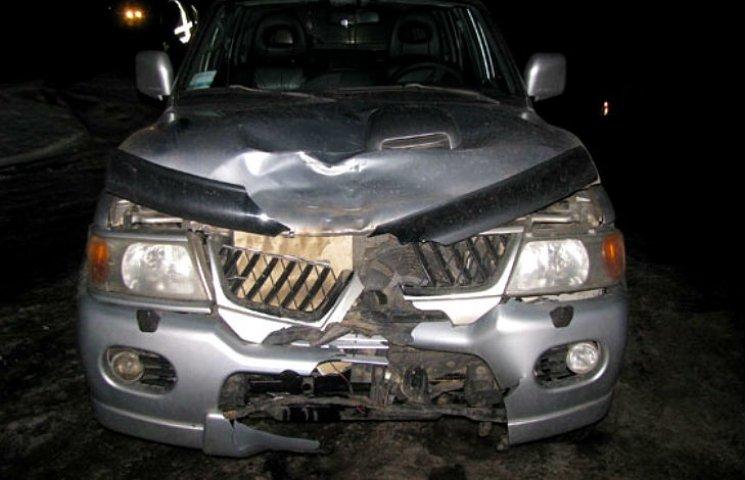 На Полтавщине автомобиль сбил насмерть 70-летнюю женщину