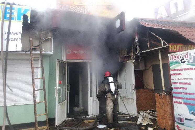 Пожар вХарькове: погибла годовалая девочка