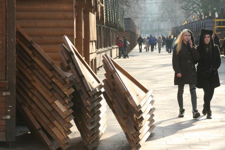 Як у Львові наближають Різдво (ФОТОРЕПОРТАЖ)
