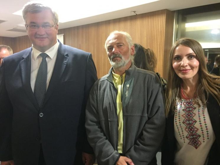 Українська діаспора у Туреччині допомогла із спорядженням дніпровському мандрівнику
