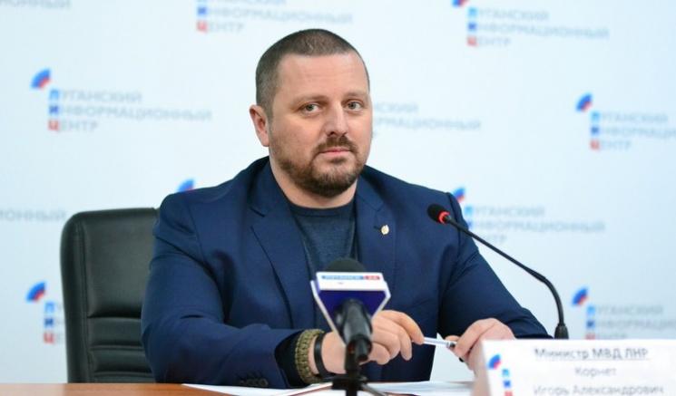 """Реванш Корнета: Кого ще з оточення Плотницького кинуть """"на підвал"""""""