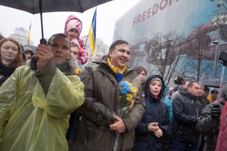 """""""Порвані дупи"""" і """"бандитське захоплення"""": Що думають українці про арешт Саакашвілі"""