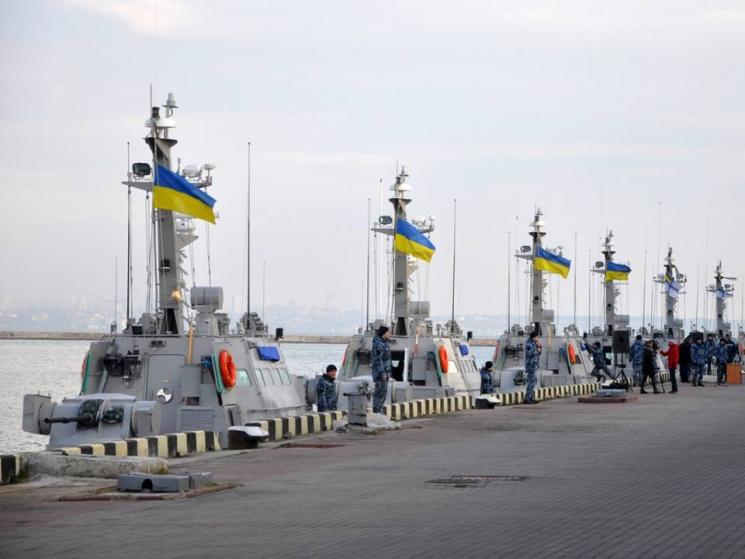 Четыре новых катера ВМС Украины получили названия (ФОТО)