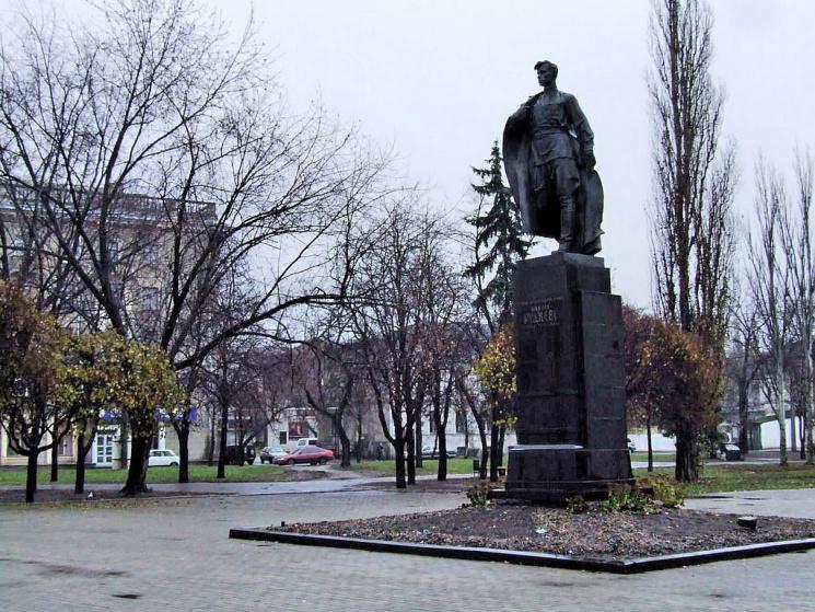 УХаркові в«могилі» більшовика Руднєва знайшли лише сміття