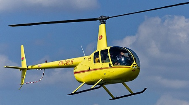 На России разбился вертолет: Есть погибш…