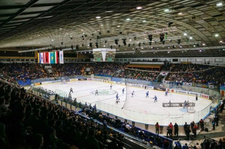 Чемпіонат світу зхокею зОдеси перенесли доКиєва