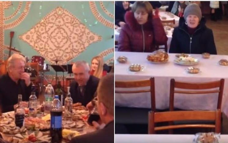 Инвалидам— булочки, депутатам - икра: винтернете скандалят из-за циничного «праздника» вКоростене