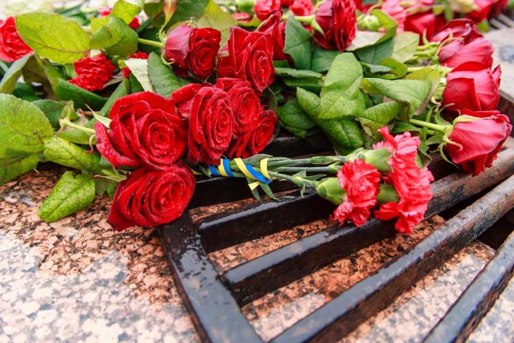 У Вінниці вшанували пам'ять загиблих захисників (ФОТО)