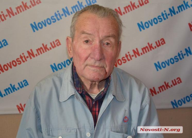 У Миколаєві пішов з життя відомий суднобудівник