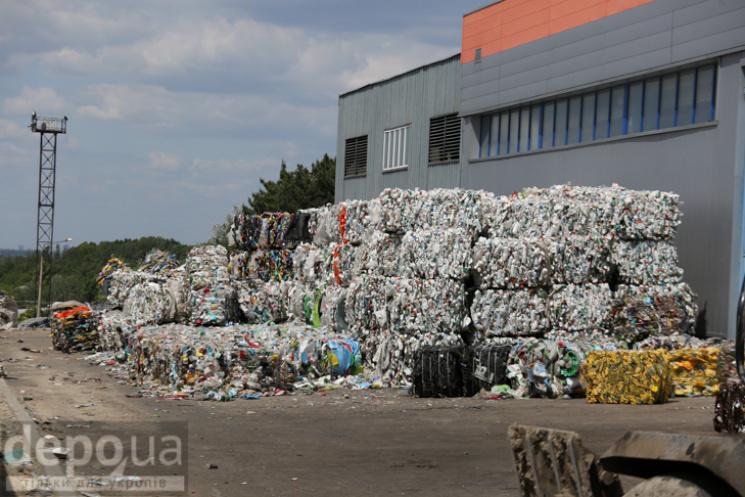 Роздільний збір сміття: Чому Кличку йти до Європи ще 20 років