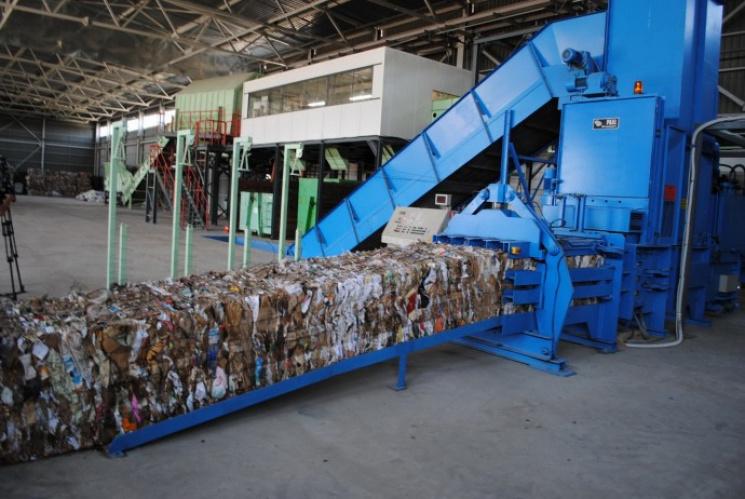 На Вінниччині з'явиться ще одна сміттєсортувальна лінія