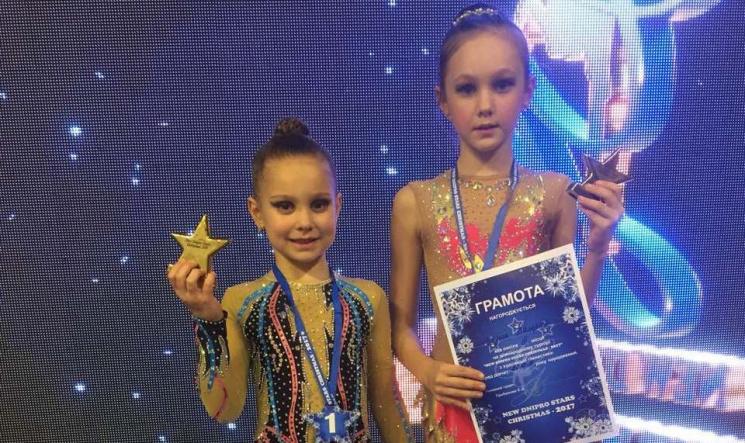 Вінничанки отримали нагороди на фестиваліюних грацій