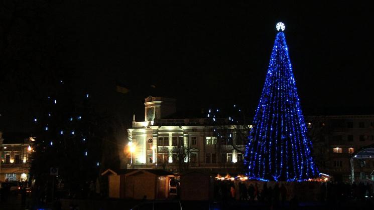 З'явилася програма новорічних заходів у Житомирі