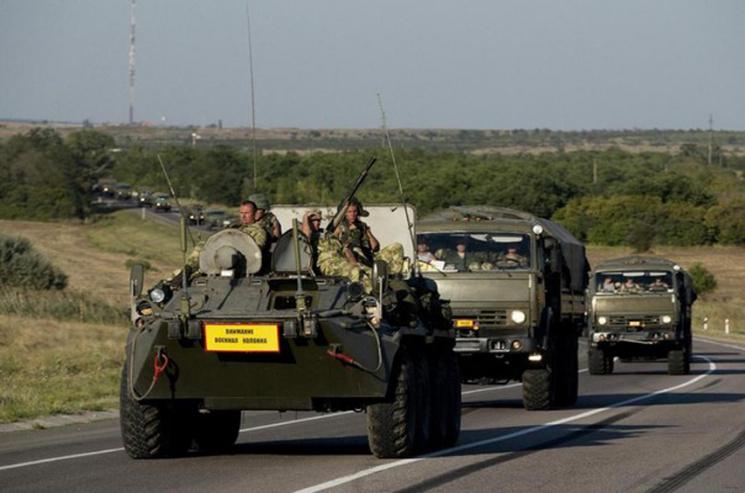 Бої на фронті: Де і чому заворушилися терористи (КАРТА)