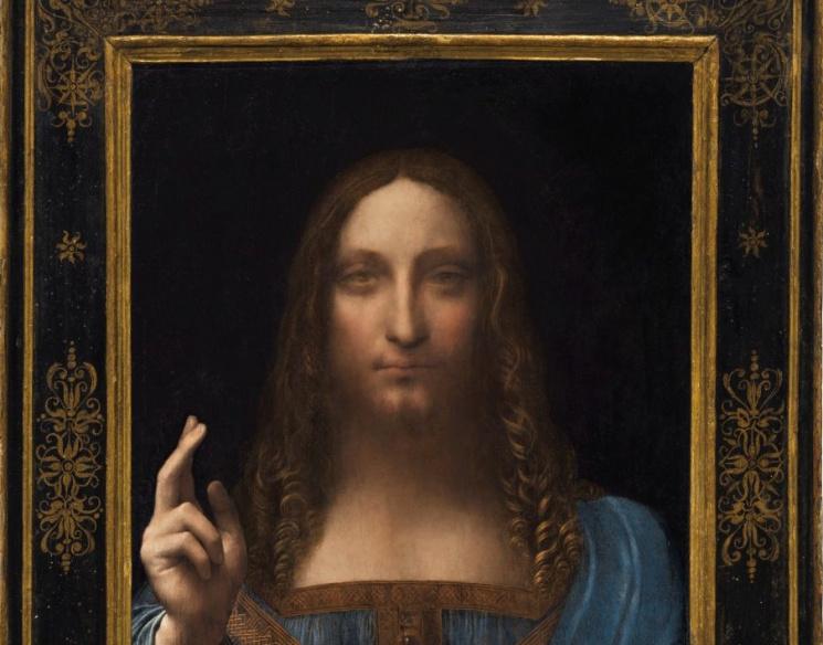 «Спасителя мира» даВинчи выставят вэмиратском Лувре