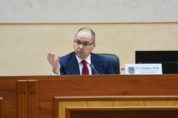Степанов взяв під особистий контроль оформлення земель військовими