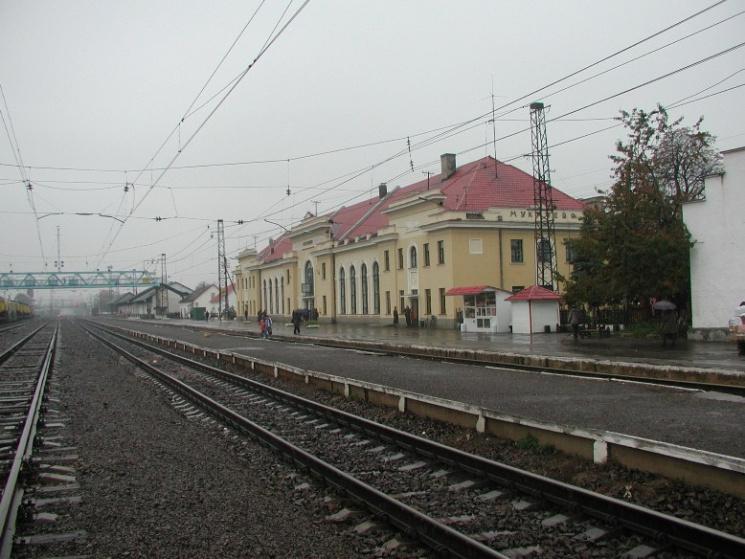 У Мукачеві буде створено потужний пасажирський хаб
