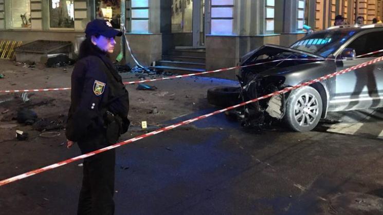 Кривава ДТП у Харкові: Поліція хоче покарати третього водія