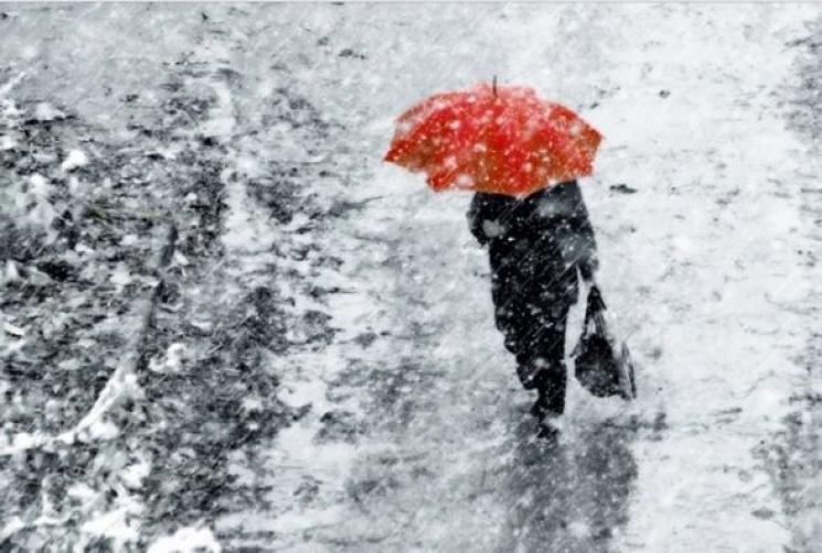 Штормове попередження на Закарпатті: Синоптики прогнозують сильні снігопади і дощі