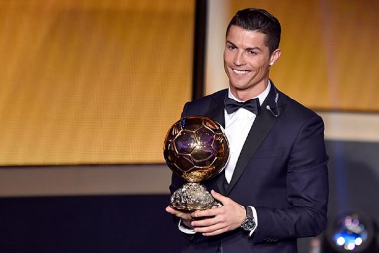 Mundo Deportivo: «Золотий м'яч» вп'яте виграє Роналду