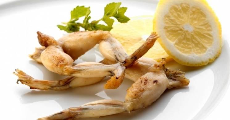 Жаби замість ікри і равлики на закуску:…