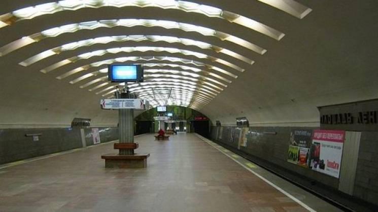 На России в метро катался голый мужчина…